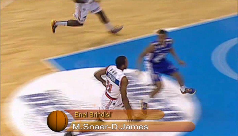 Basket serie A: la Top 10 dell'8a giornata