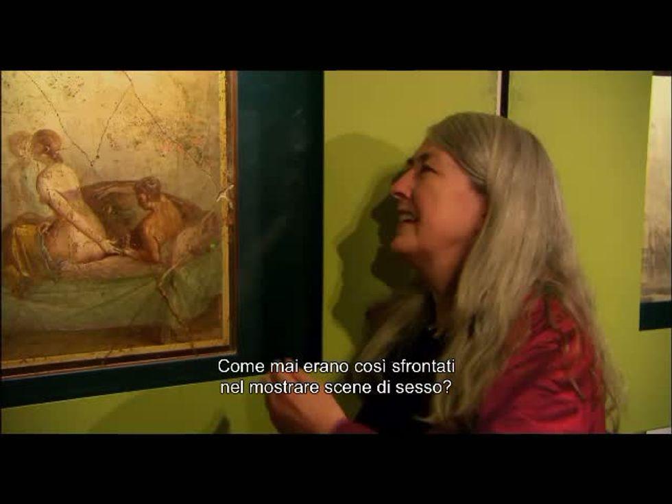 Pompei al cinema: il sesso sotto il Vesuvio - Video