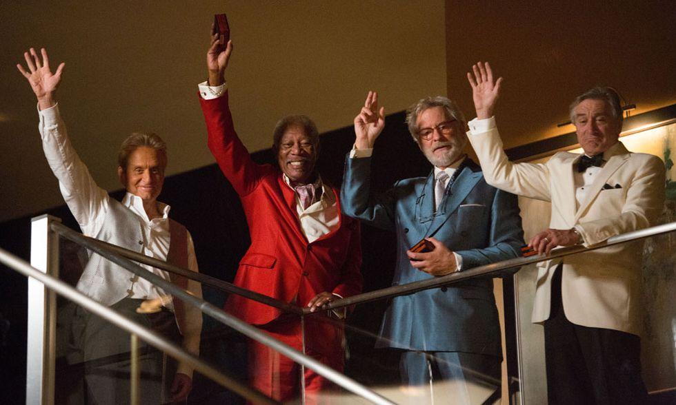 Last Vegas, la commedia con le quattro super star - Video in anteprima