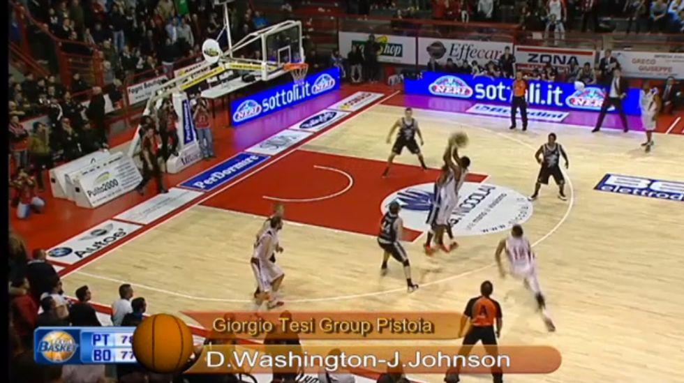 Basket, serie A: gli highlights della 14a giornata