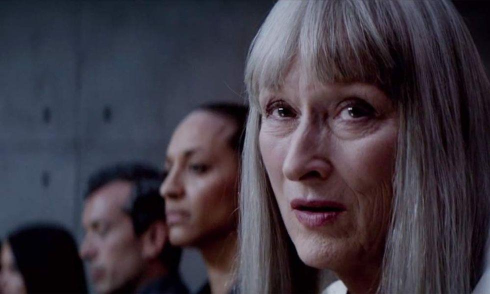 The Giver, il film sci-fi con Meryl Streep - Trailer italiano