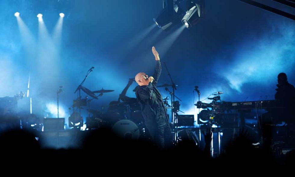 Peter Gabriel al cinema con Back to Front - Video in anteprima