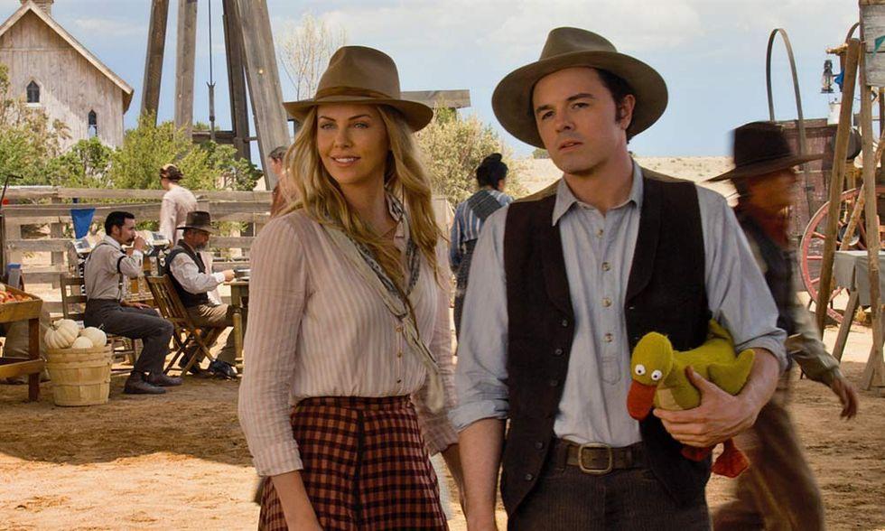 Un milione di modi per morire nel West, il nuovo film di Seth MacFarlane - Trailer italiano