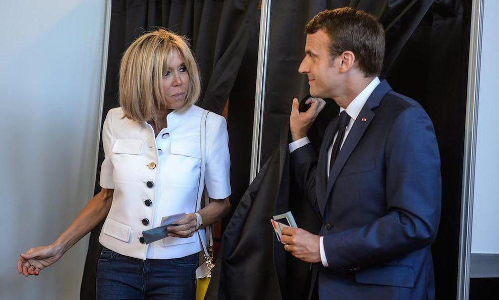 Macron Francia elezioni legislative 2017