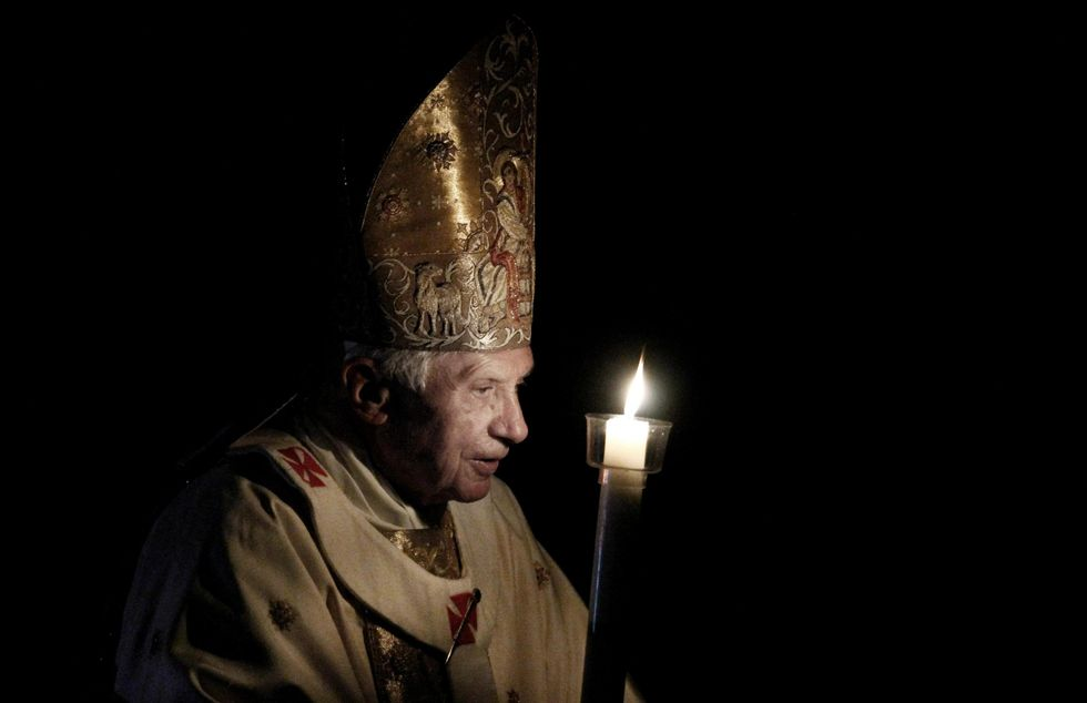 Storify: il Papa lascia