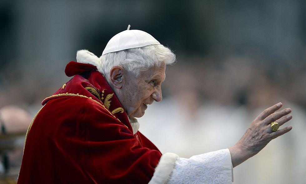 Il Papa lascia il pontificato il 28 febbraio - Diretta