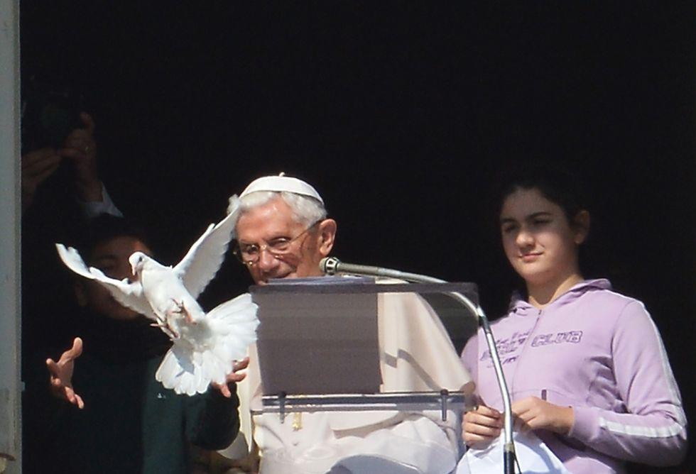 Il Papa ha scelto la voce del silenzio