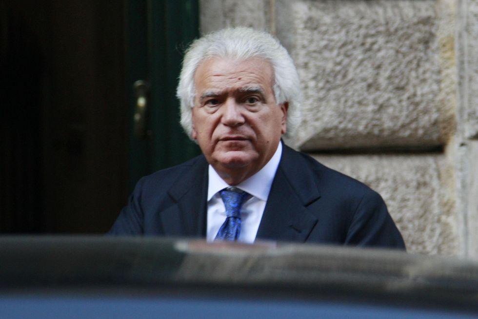 Denis Verdini condannato a 2 anni di reclusione