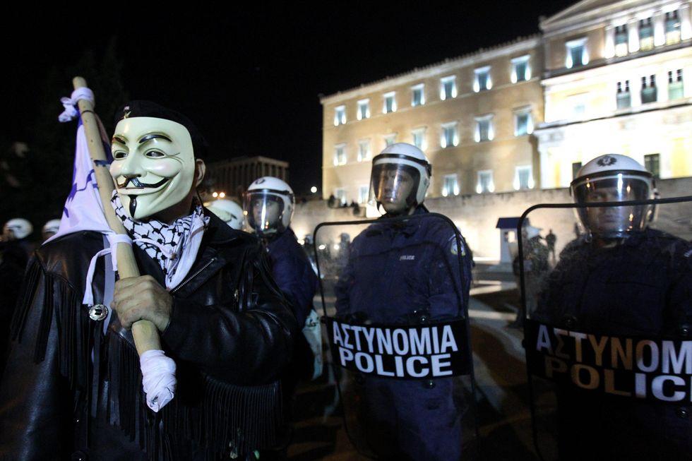 Ecco perché la Grecia fa di nuovo paura