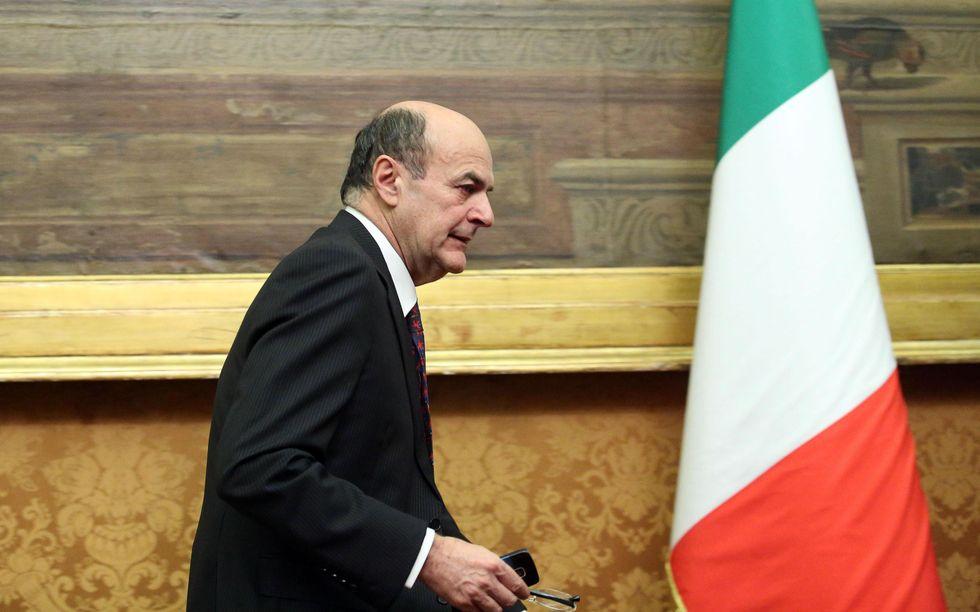 Il giorno di Bersani, visto da twitter