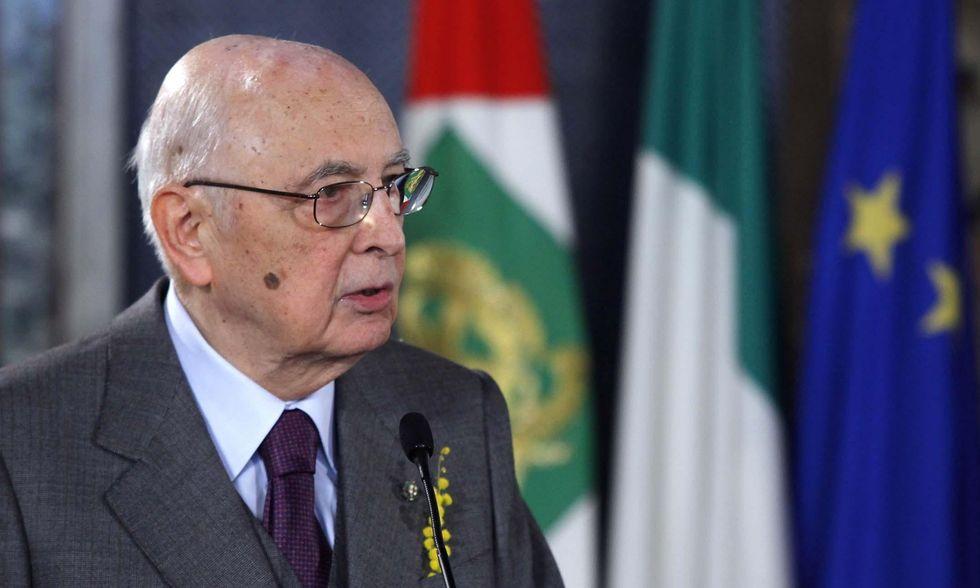 Napolitano affida l'incarico a Bersani (video)