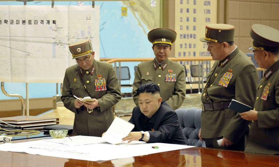 La Corea del Nord si prepara a lanciare missili sempre più grandi