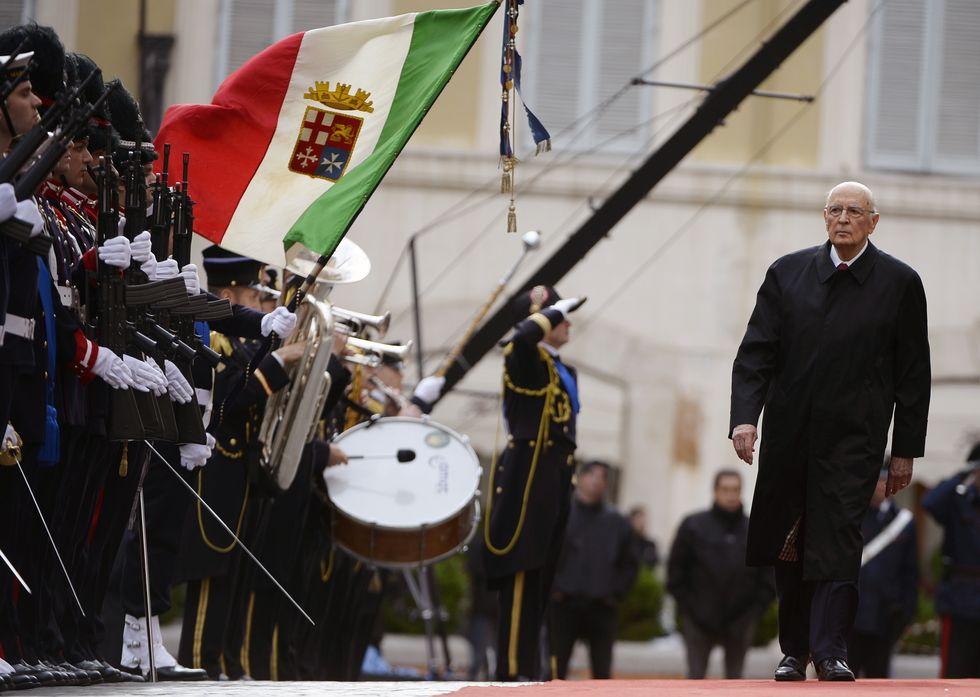 Discorso di Napolitano, i commenti sul web