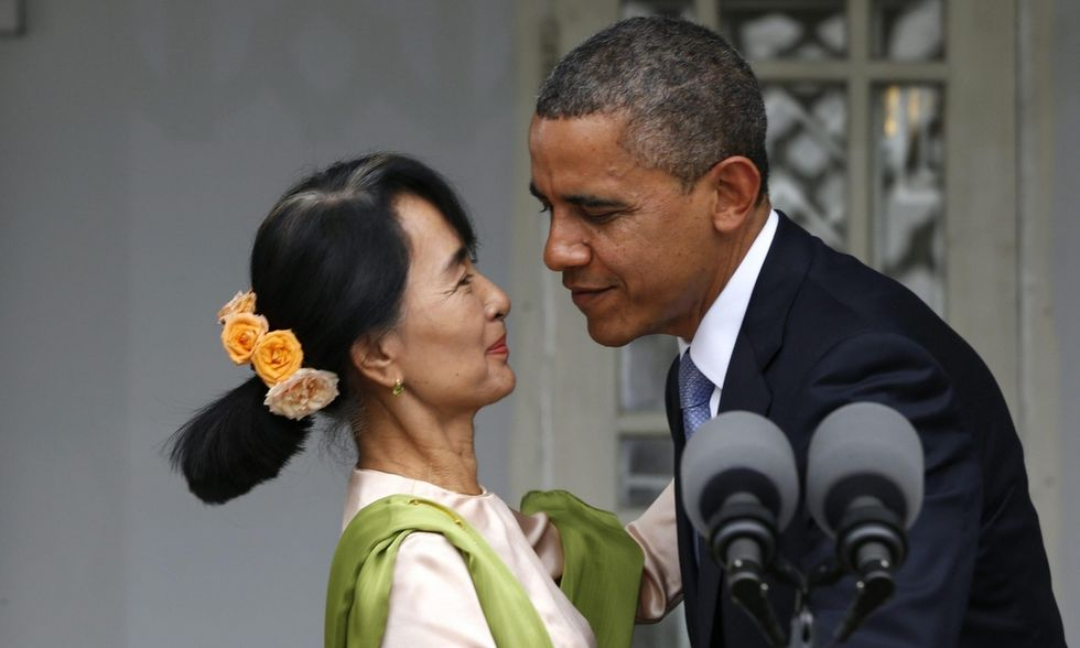 Birmania: Aung San Suu Kyi non potrà candidarsi