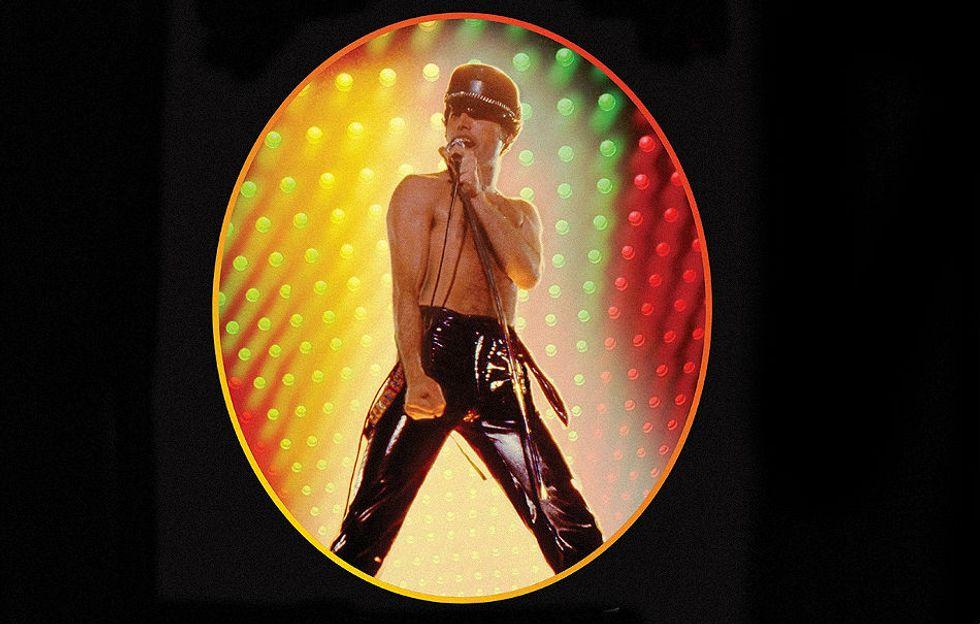I Queen in 3D raccontati e fotografati da Brian May in un libro cult