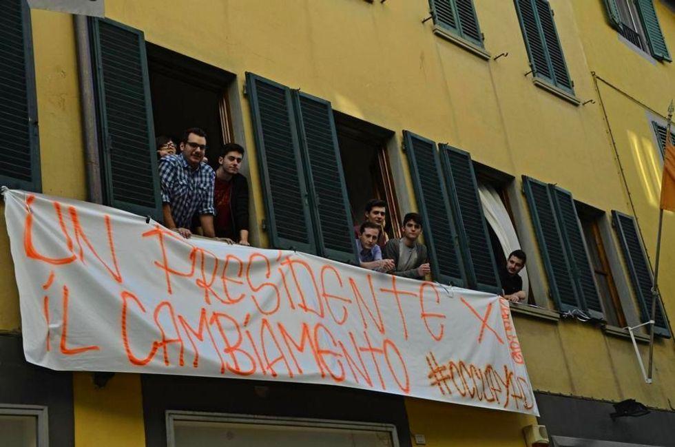 """OccupyPd all'Assemblea nazionale: """"Cambiamo tutto"""""""