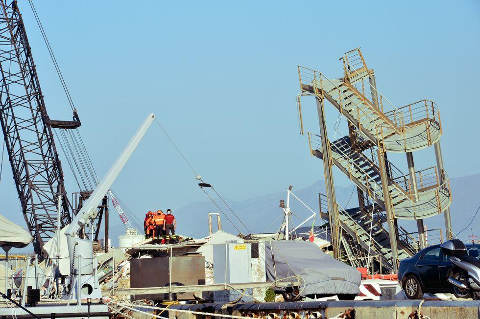 Genova, una città ferita come il suo porto