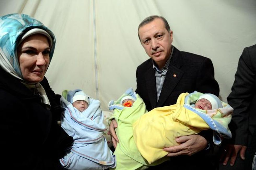 Criticò Erdogan. Rischia 4 anni di carcere