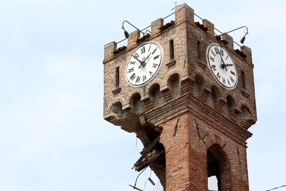 Ecco i monumenti distrutti dal sisma