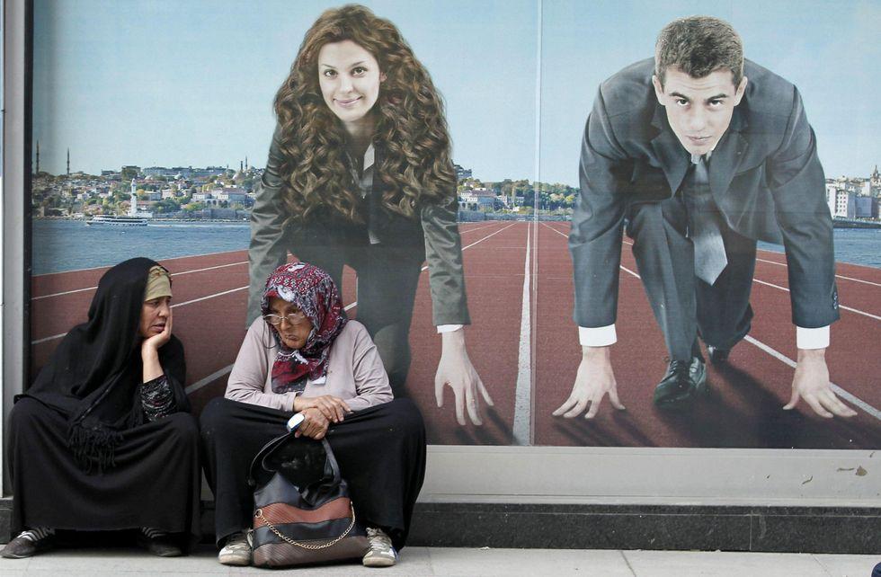 La Turchia non è un paese per donne