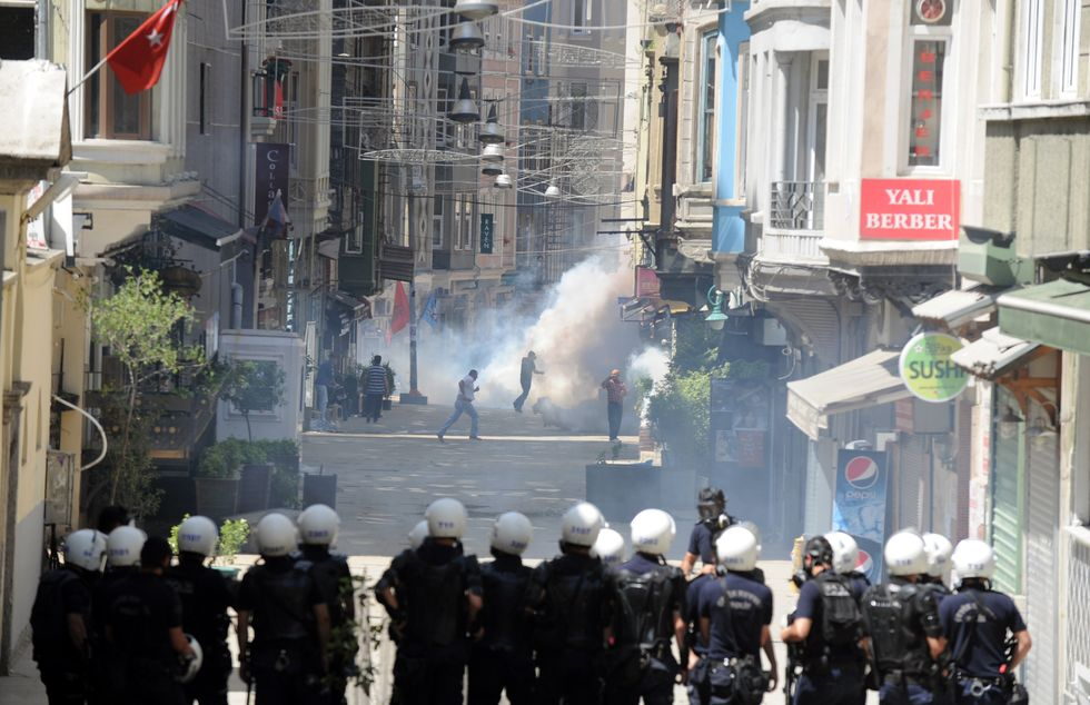 """Si fa presto a dire """"Primavera turca"""""""