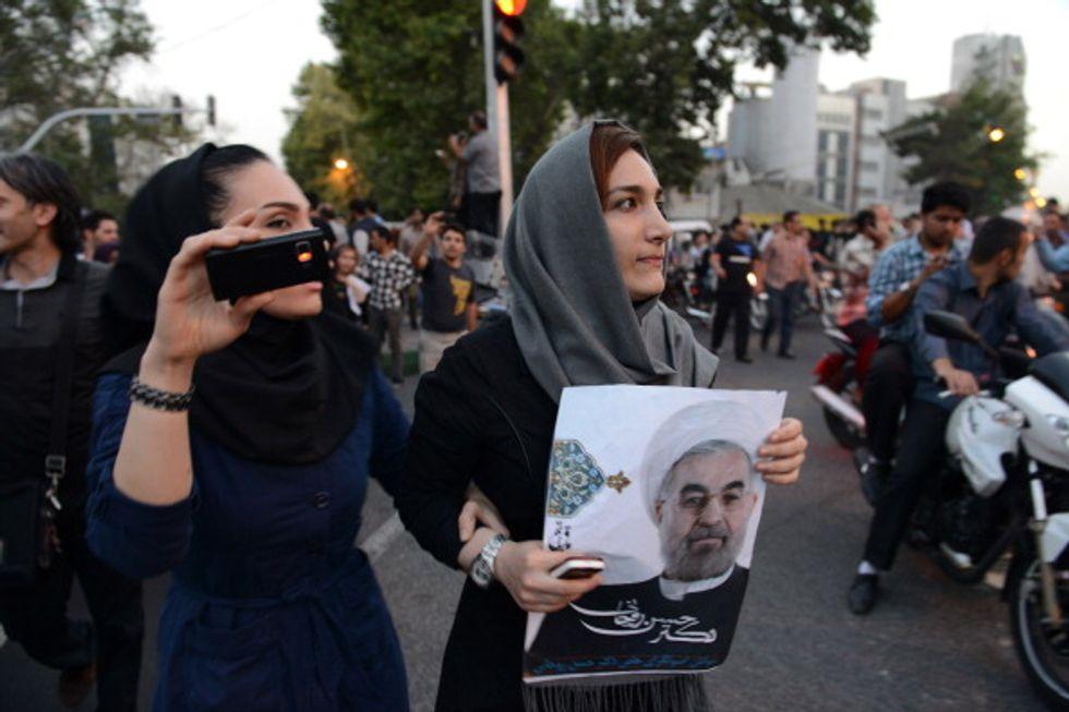 Con Rohuani la guerra all'Iran si allontana, ma non c'è svolta