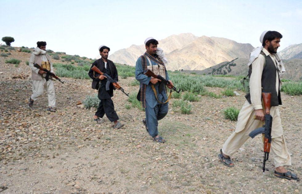 L'offensiva di primavera dei talebani
