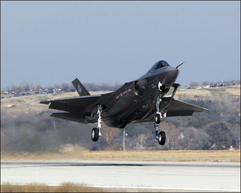 La guerra nel Pd per gli F-35