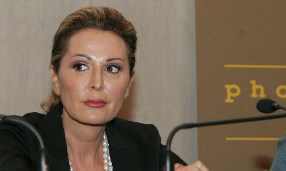 Daniela Santanché, l'appestata