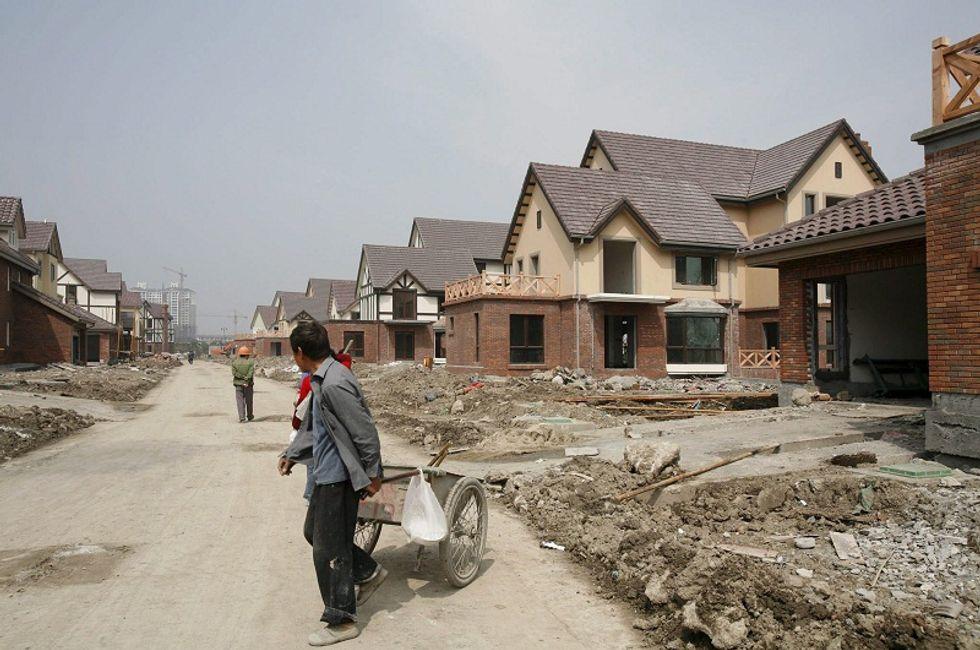 La Cina e il business delle città clonate