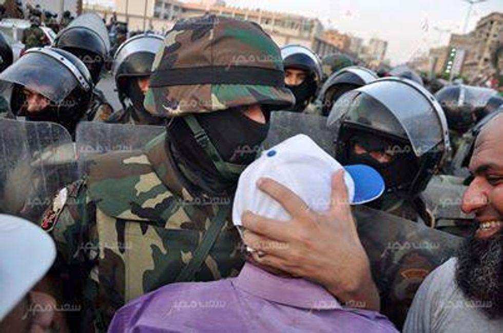 """Egitto, parla un militare: """"Non è un golpe"""""""
