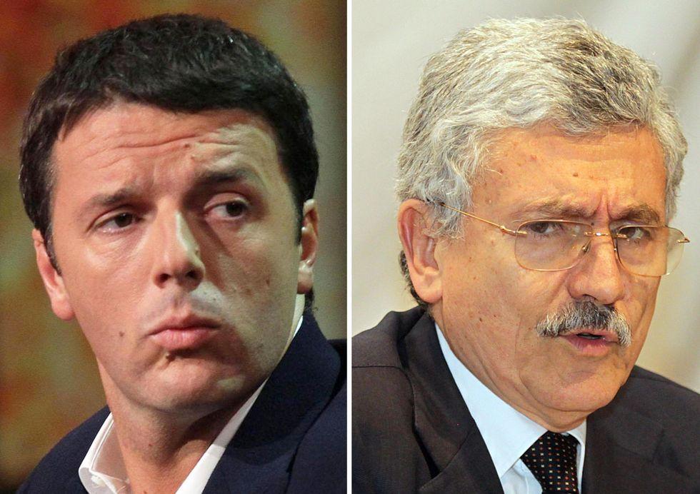 Tutti contro Renzi. O quasi