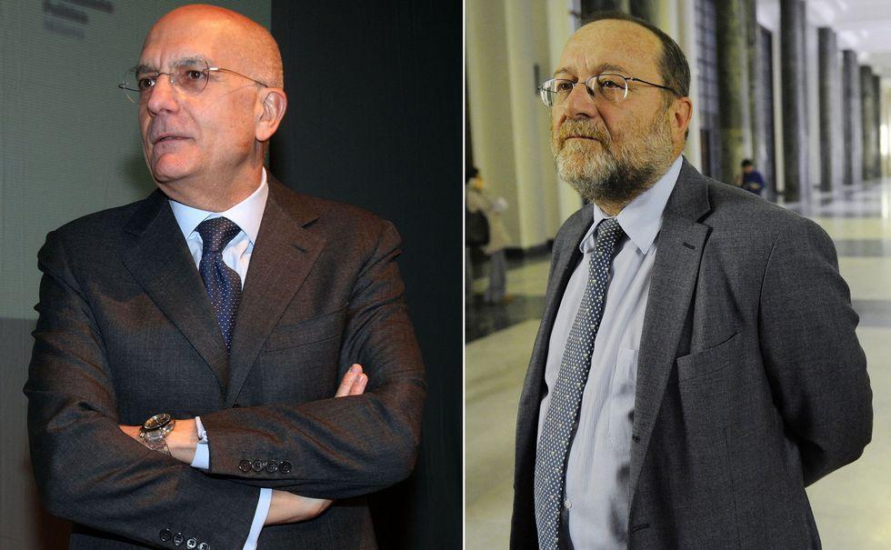 Gabriele Albertini contro il pm Alfredo Robledo