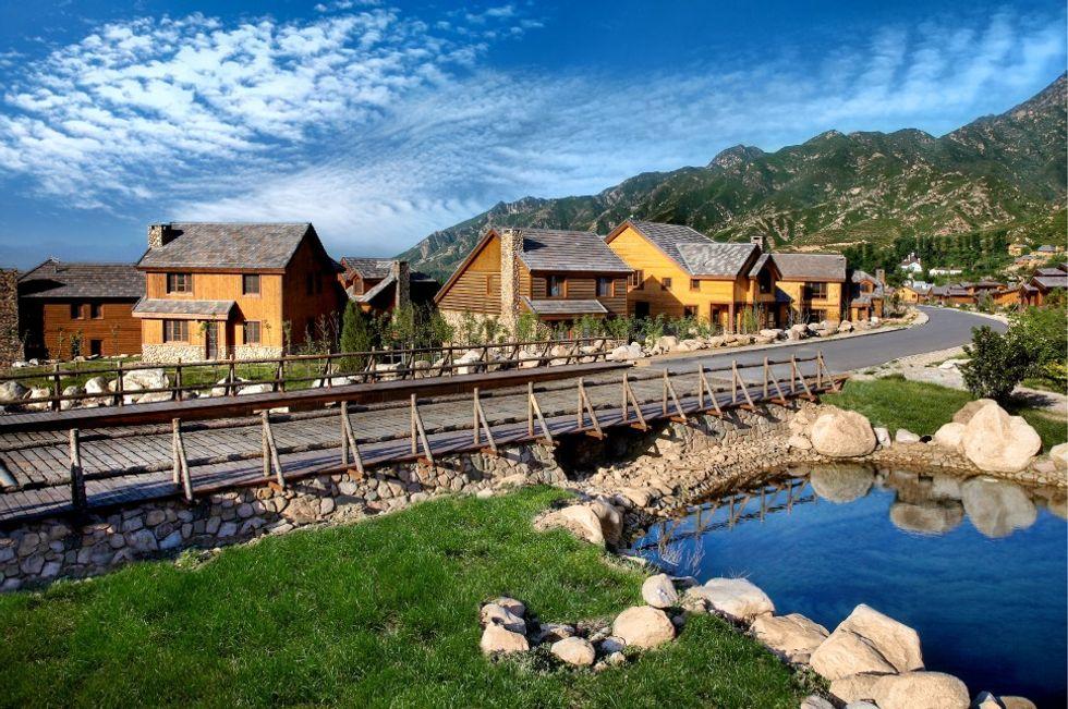 Jackson Hole, un pezzo d'America in Cina