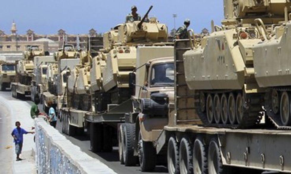 Spettro islamista per il nuovo Egitto