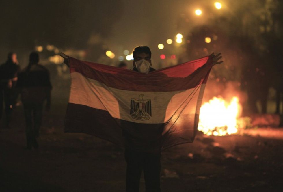 Se crolla l'Egitto