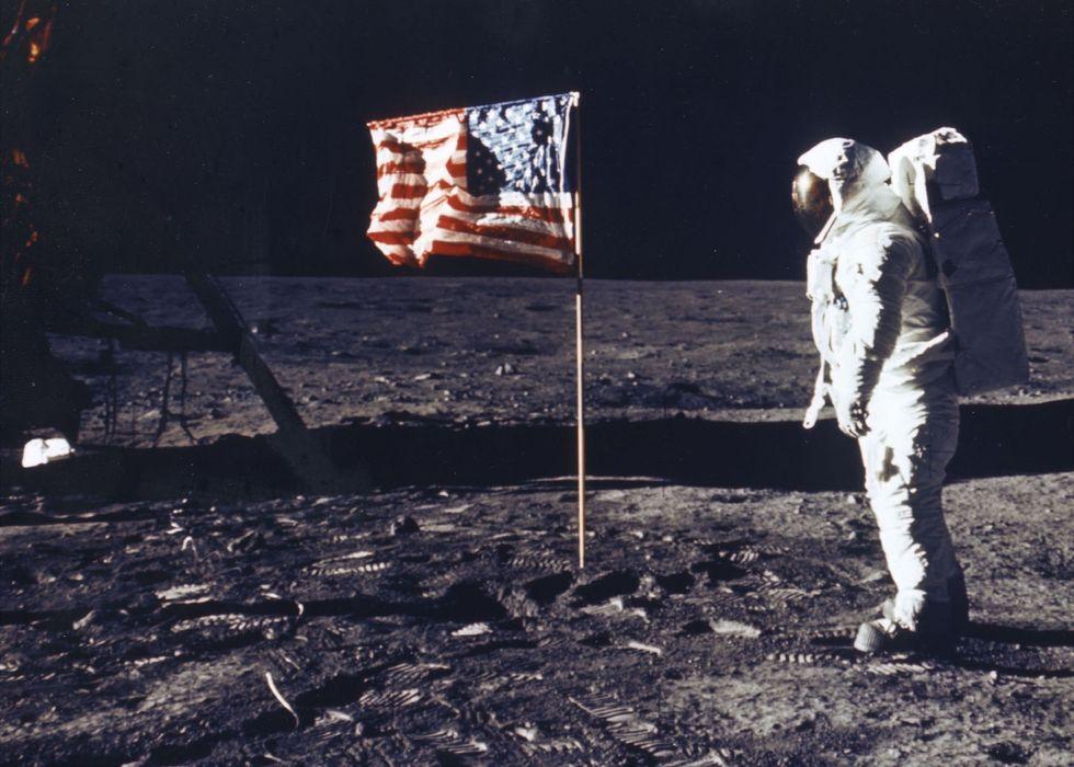 Gli Usa pensano ad un parco sulla Luna