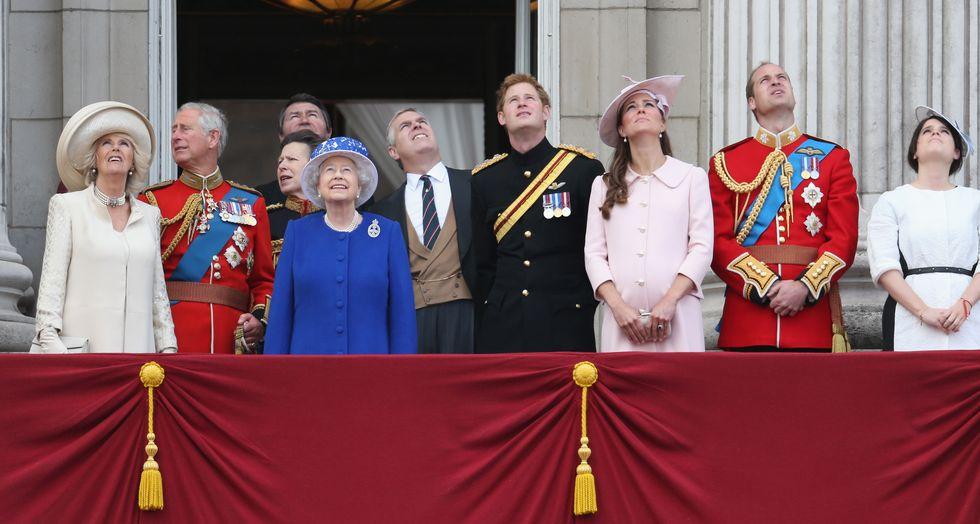 Da Diana al Royal baby. La monarchia rinasce