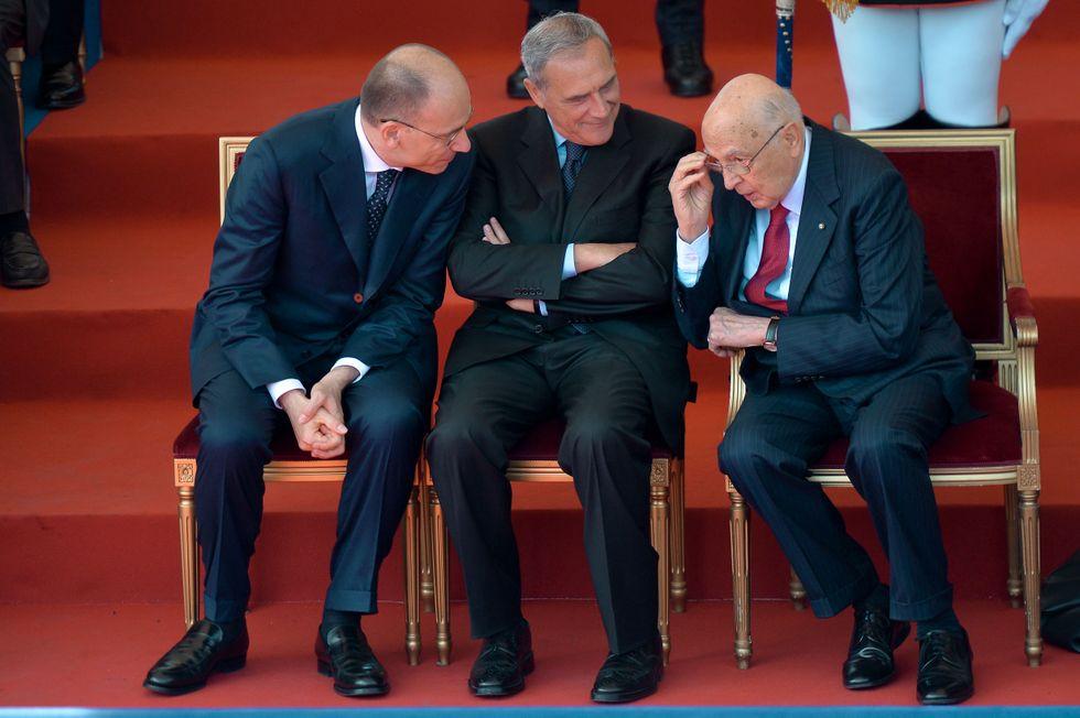 Napolitano dovrebbe portare il dialogo nelle procure