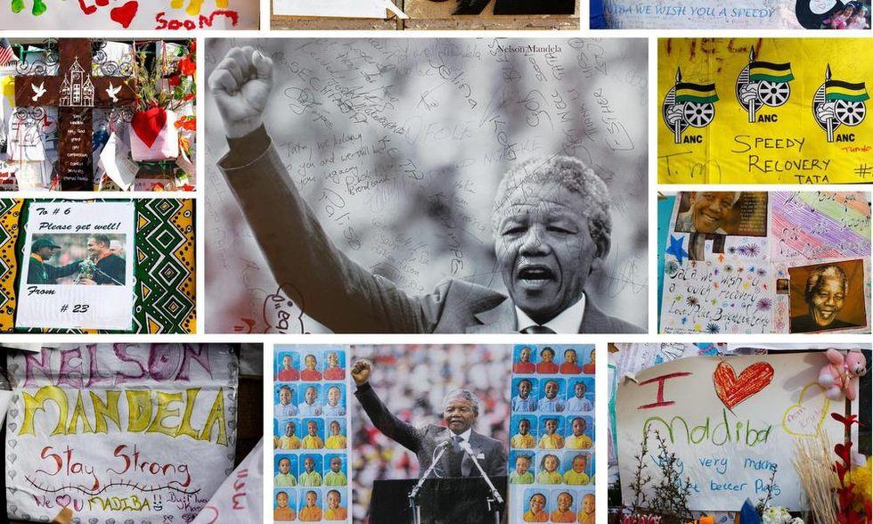 Lapidi e milioni: l'assurda guerra del clan Mandela