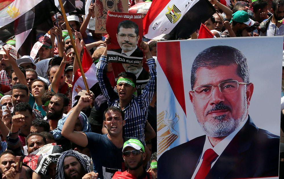 Bomba Morsi sui regimi islamici