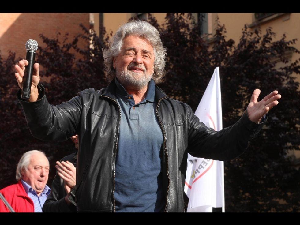 Così Napolitano ha spiazzato Beppe Grillo