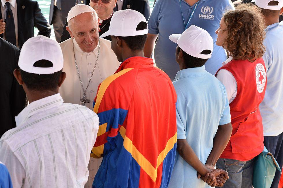 Trovate le famiglie di rifugiati che vivranno in Vaticano
