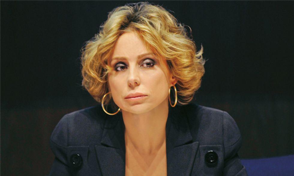 """Marina Berlusconi: """"Vogliono ammanettare la libertà di informazione"""""""