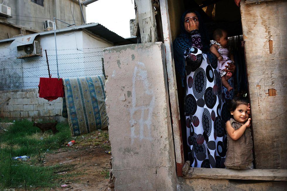 Orrore in Siria. Bambine vendute ai ricchi sauditi