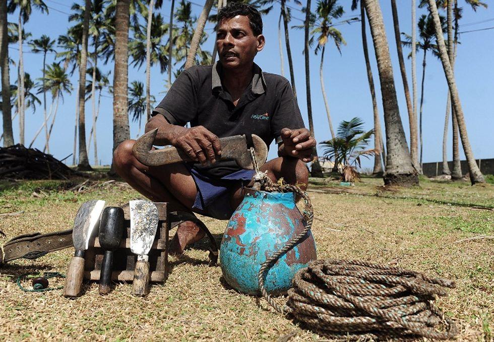 India, tutti pazzi per il vino di palma