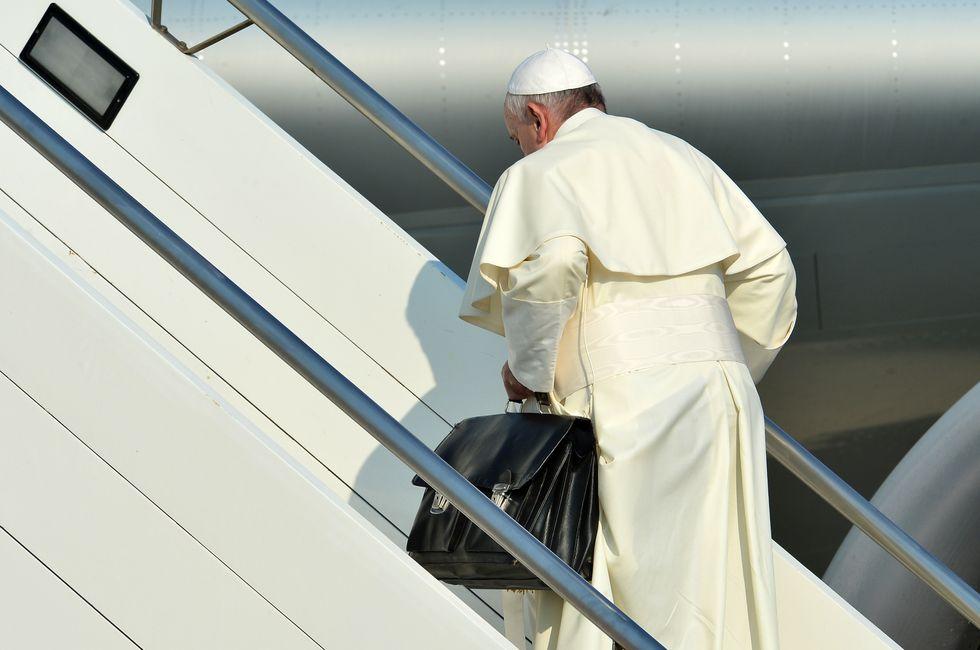 Brasile, grande attesa per Papa Bergoglio