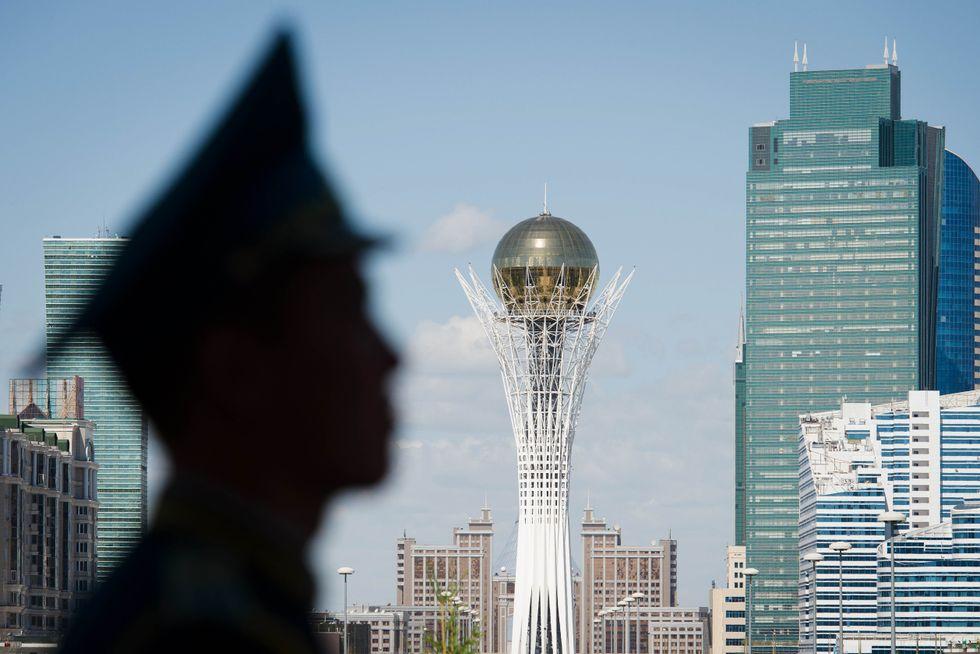 Cartoline dal Kazakhstan, il regno di Nazarbaev