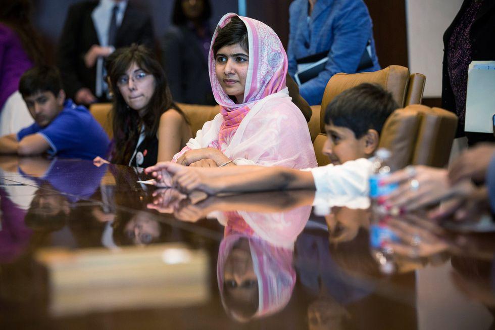 Cara Malala ti scrivo
