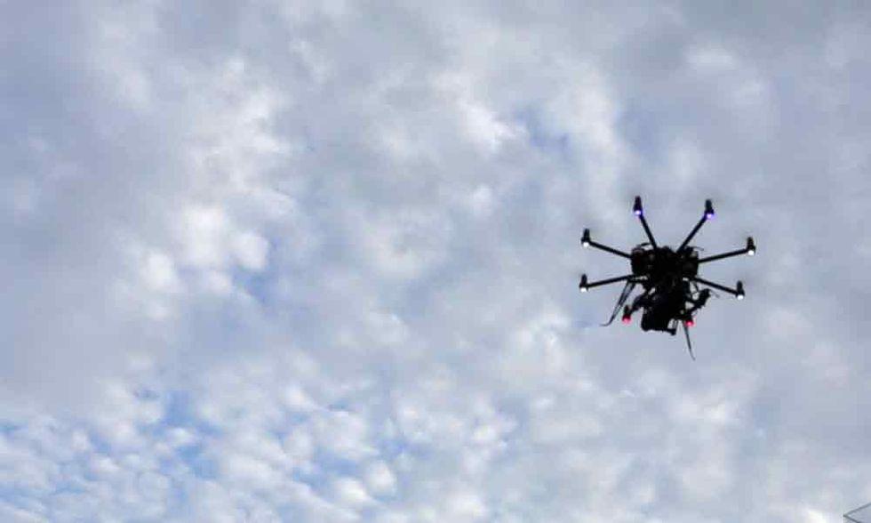 L'impero americano dei droni